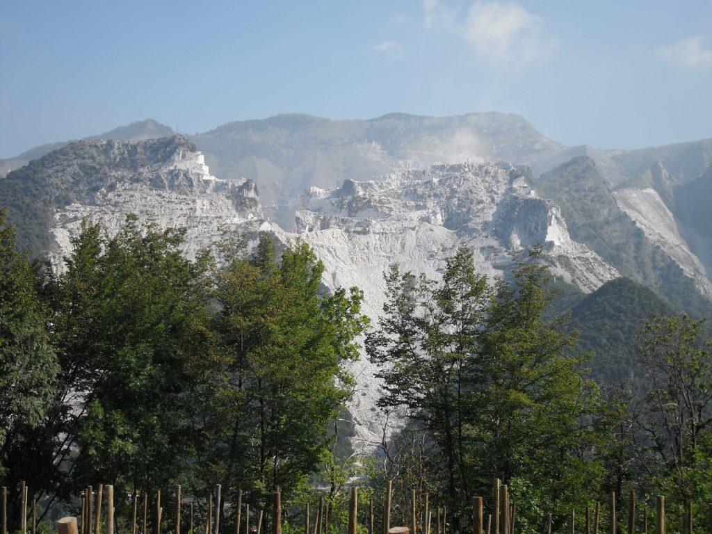 Carrara 30. Juli 2011